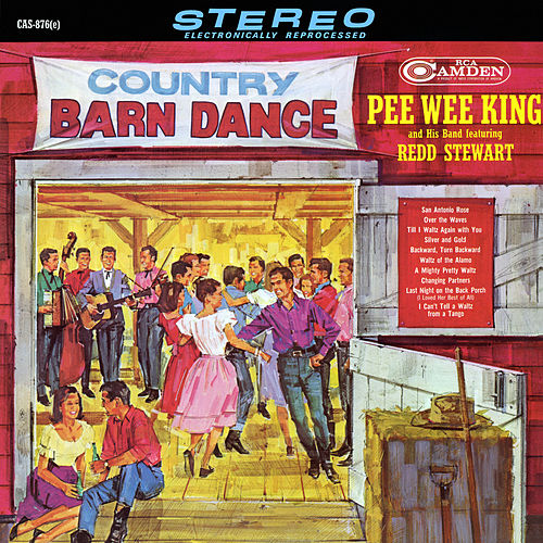 Country Barn Dance de Pee Wee King