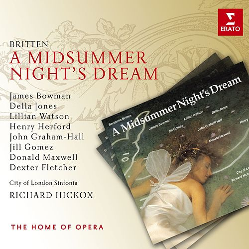 Britten: A Midsummer Night's Dream de Richard Suart