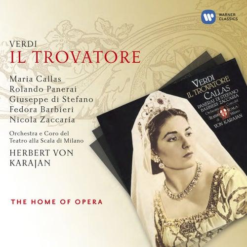 Verdi: Il Trovatore von Herbert Von Karajan