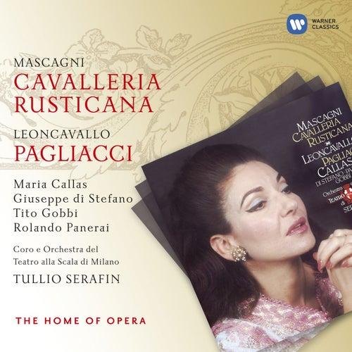 Pagliacci & Cavalleria Rusticana de Tullio Serafin