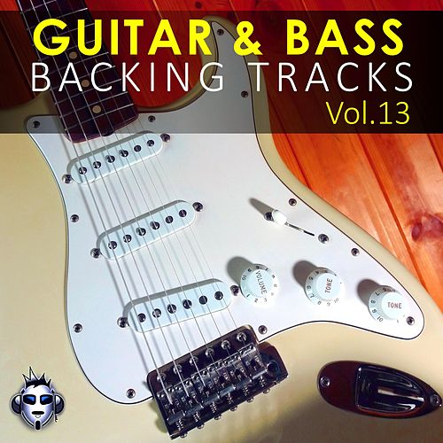 Guitar & Bass Backing Tracks, Vol. 13 fra Top One Backing Tracks