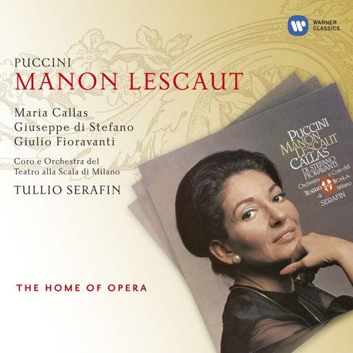 Puccini: Manon Lescaut de Tullio Serafin