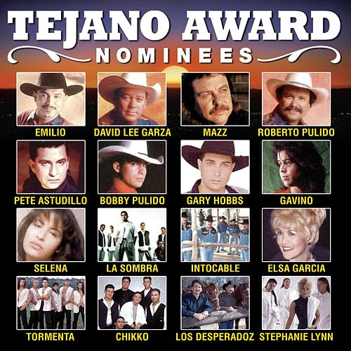 Tejano Award Nominees de Various Artists