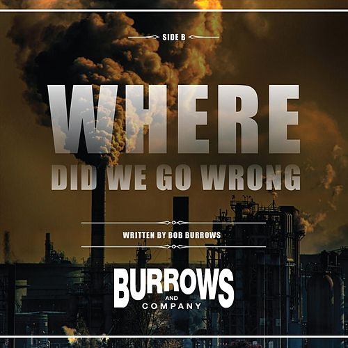 Where Did We Go Wrong von Burrows and Company