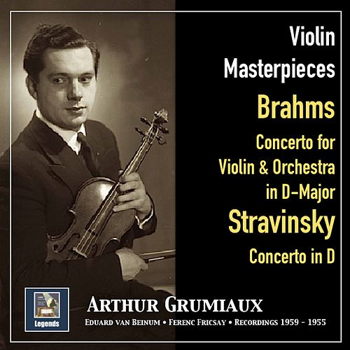 Violin Masterpieces von Arthur Grumiaux