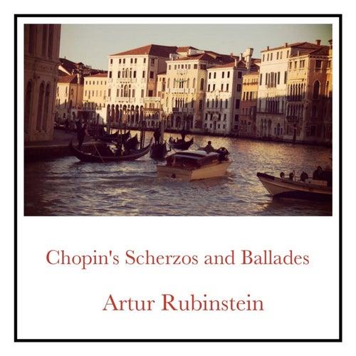 Chopin's Scherzos and Ballades de Artur Rubinstein