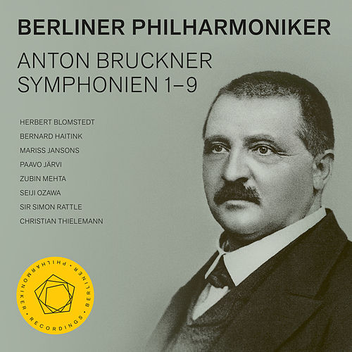 Bruckner: Symphonies Nos. 1–9 de Berliner Philharmoniker