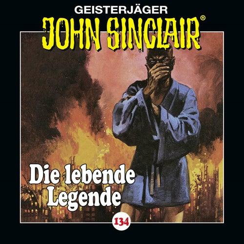 134/Die lebende Legende von John Sinclair