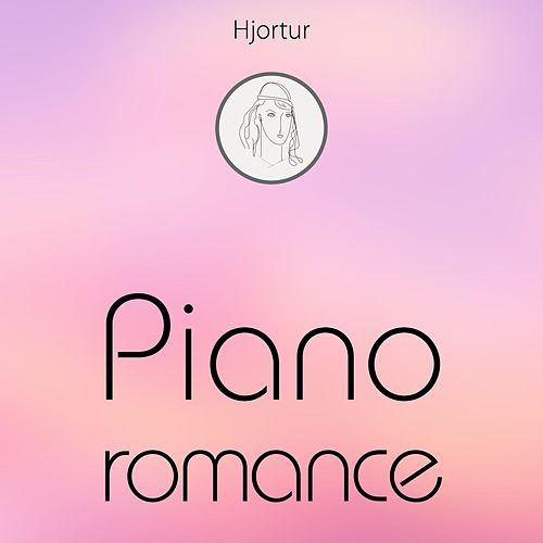 Piano Romance by Hjortur