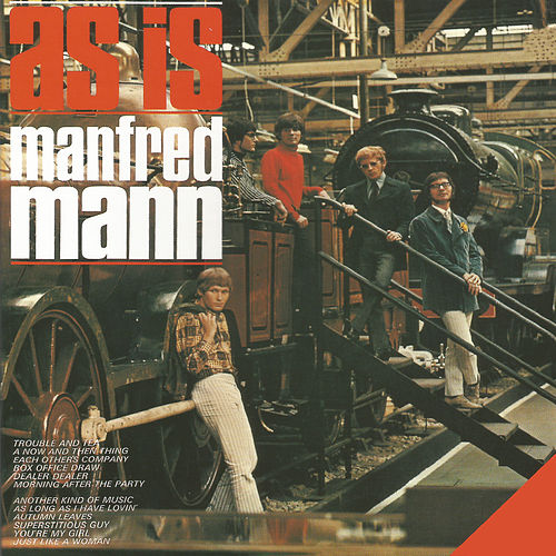 As Is von Manfred Mann