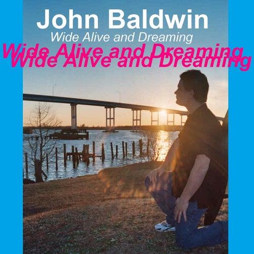 Wide Alive and Dreaming de John Baldwin