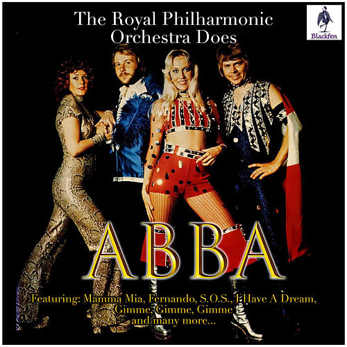 The Royal Philharmonic Orchestra Does Abba by Royal Philharmonic Orchestra