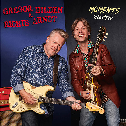 Moments 'electric' de Gregor Hilden