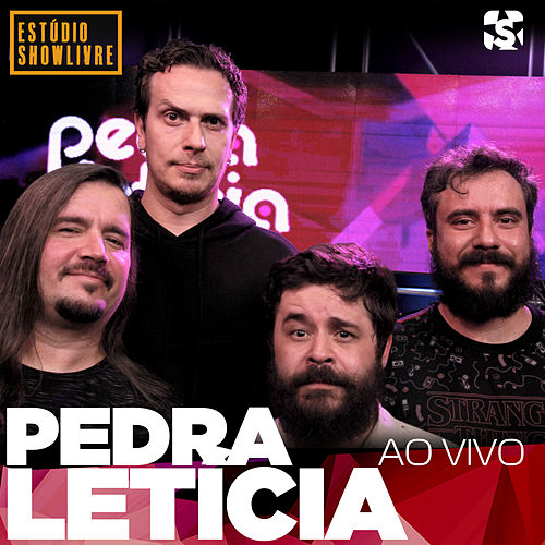 Pedra Leticia no Estúdio Showlivre (Ao Vivo) de Pedra Leticia