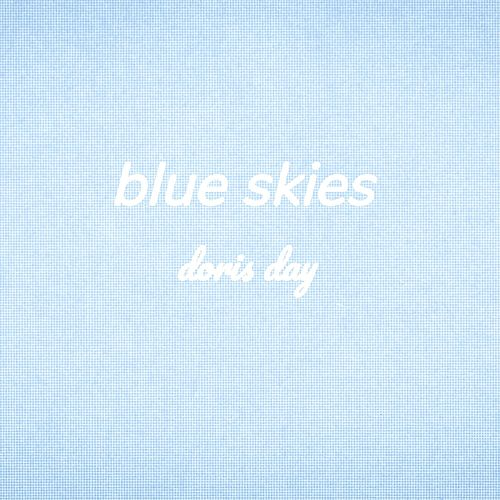 Blue Skies van Doris Day