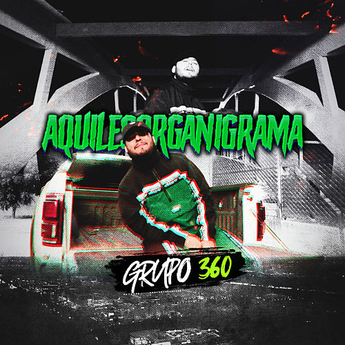 Aquilesorganigrama by Grupo 360