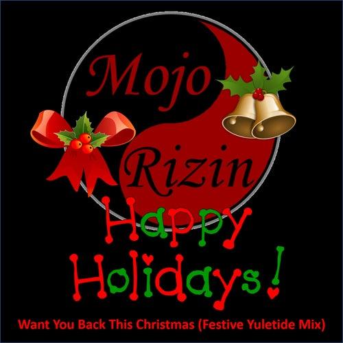 Want You Back This Christmas (Festive Yuletide Mix) de Mojo Rizin