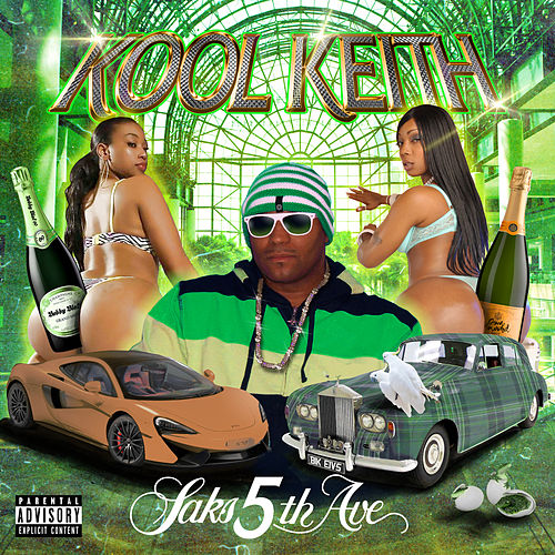 Saks 5th Ave by Kool Keith