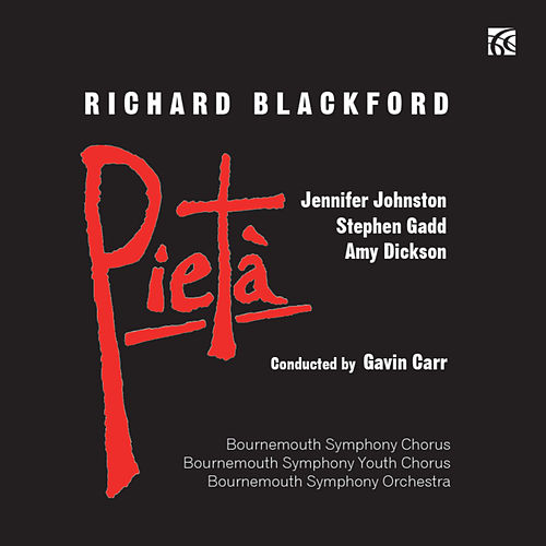 Blackford: Pietà de Amy Dickson