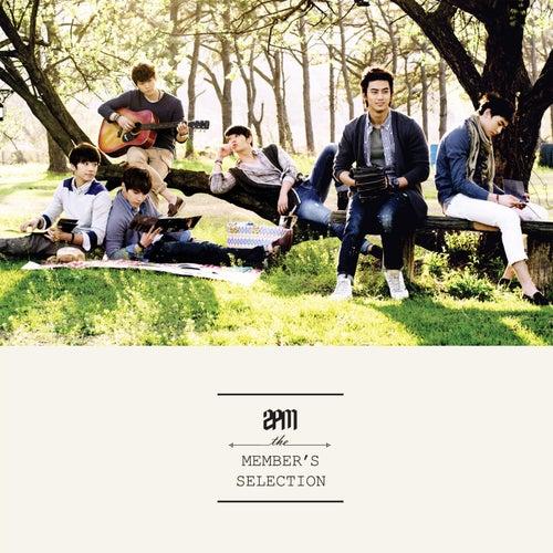 Member's Selection de Jun. K (From 2PM)