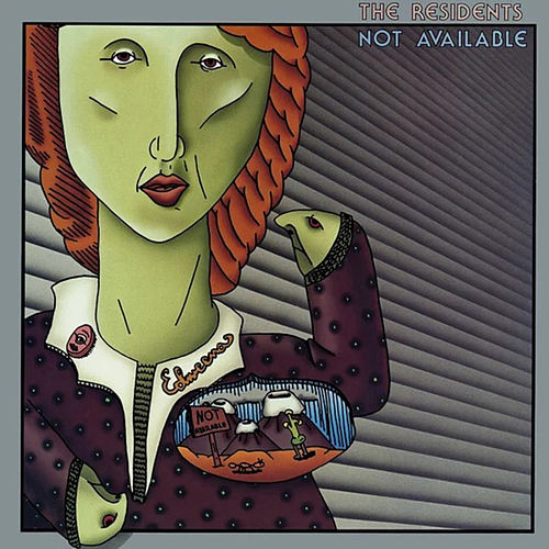 Not Available (pREServed Edition) by The Residents