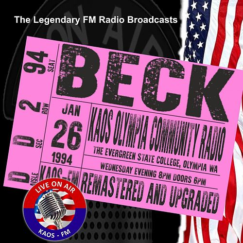 Legendary FM Broadcasts - Kaos Olympia Community Radio, Olympia WA 26th January 1994 de Beck