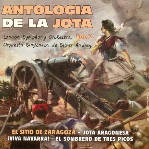 Antología de la Jota Vol. 2 by Orquesta Sinfónica de Silver Andrey