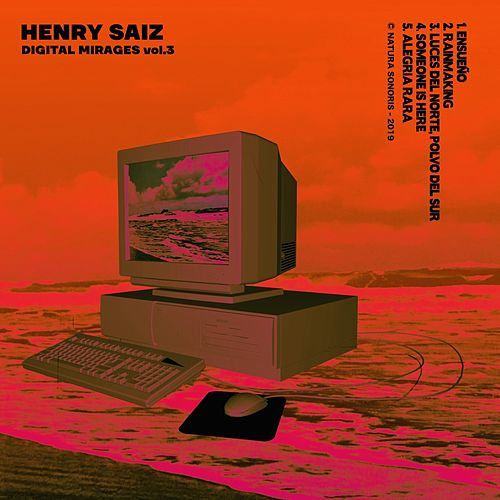 Digital Mirages Vol.3 de Henry Saiz