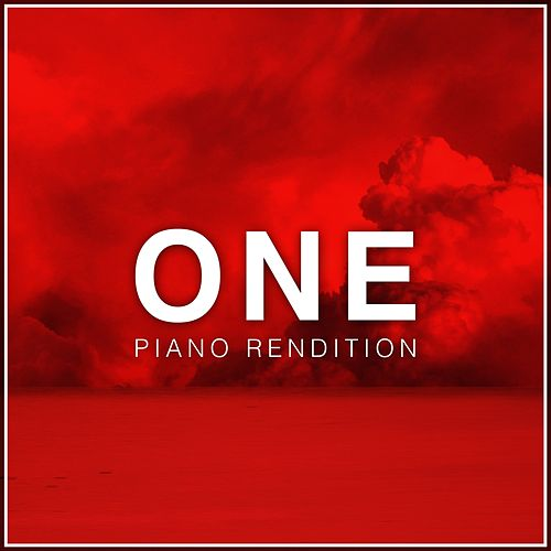 One (Piano Rendition) by The Blue Notes
