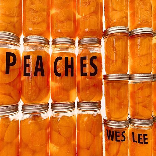 Peaches by Wes Lee