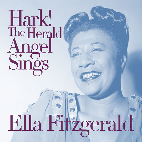 Hark! The Herald Angel Sings de Ella Fitzgerald