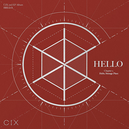 HELLO Chapter 2: Hello, Strange Place von Cix
