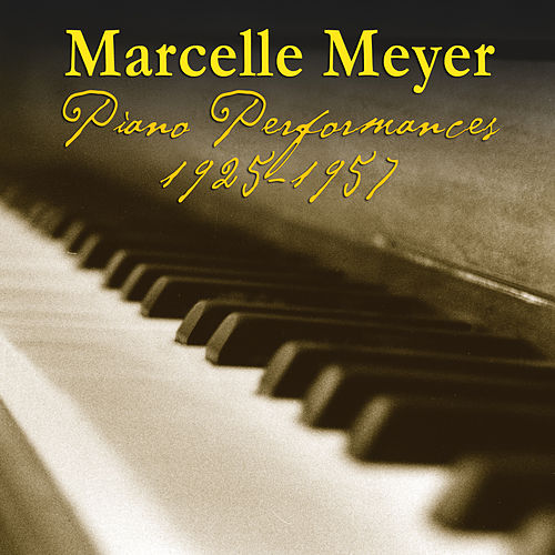 Piano Performances 1925-1957 de Various Artists