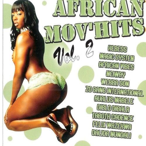African Mov'hits, Vol. 2 de Various Artists