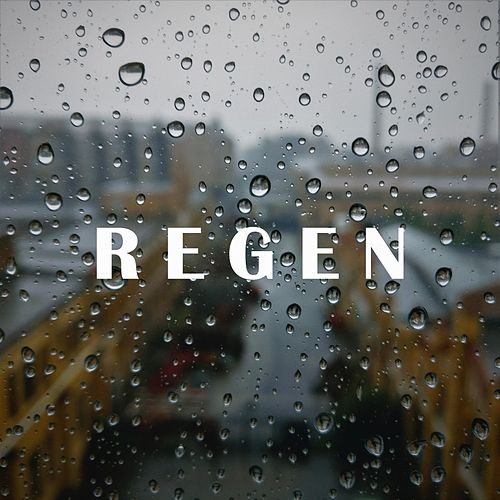 Regen von Entspannungsmusik