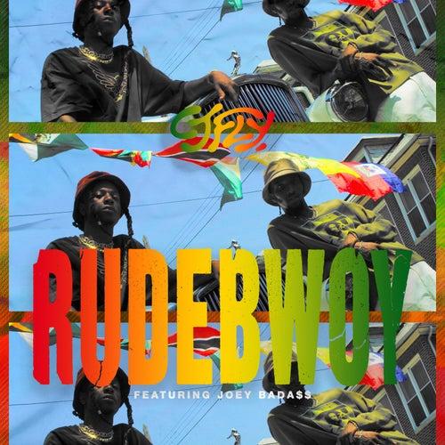 RUDEBWOY (feat. Joey Bada$$) de CJ Fly