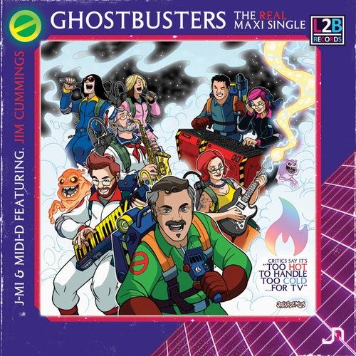 Ghostbusters (The Real Maxi Single) de J-mi