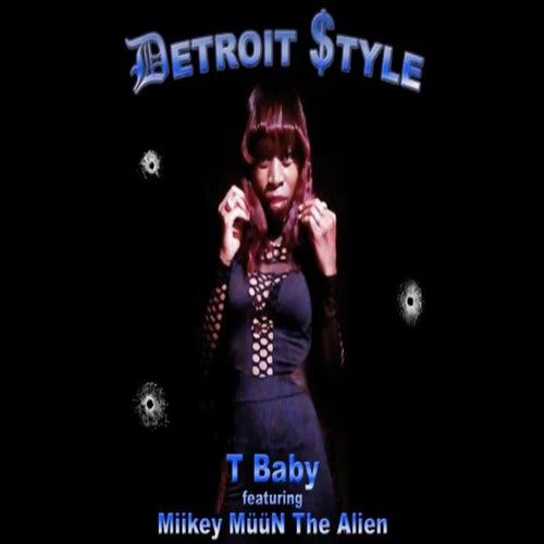 Detroit Style de T'Baby