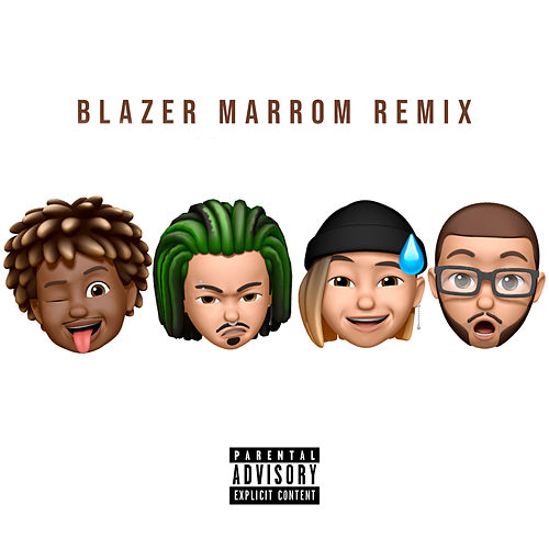 BLAZER MARROM (Remix) de Lil Preto
