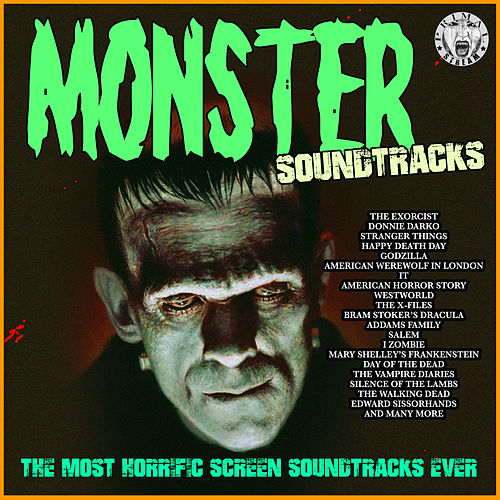 Monster Soundtracks by Various Artists