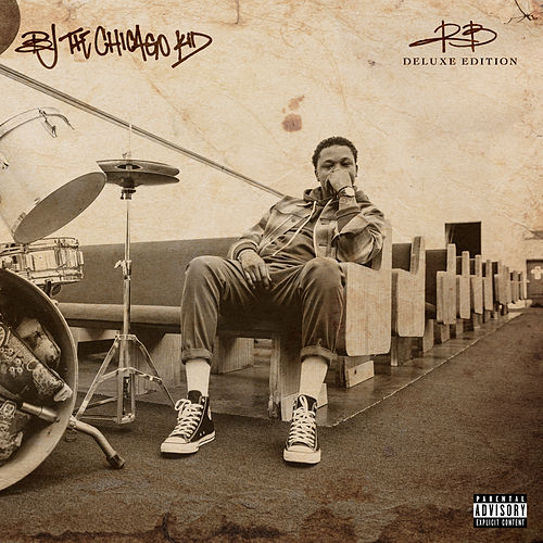 1123 (Deluxe Edition) de B.J. The Chicago Kid