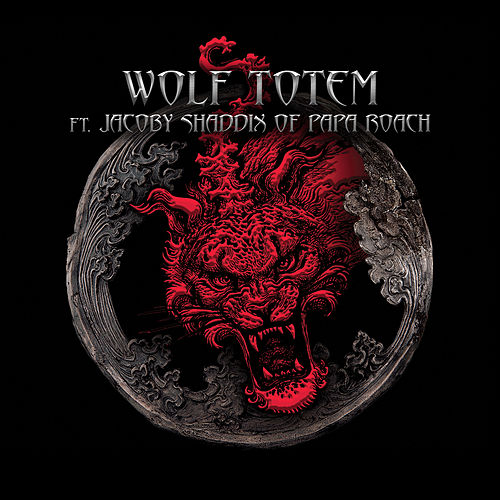 Wolf Totem feat. Jacoby Shaddix of Papa Roach de Los Hu