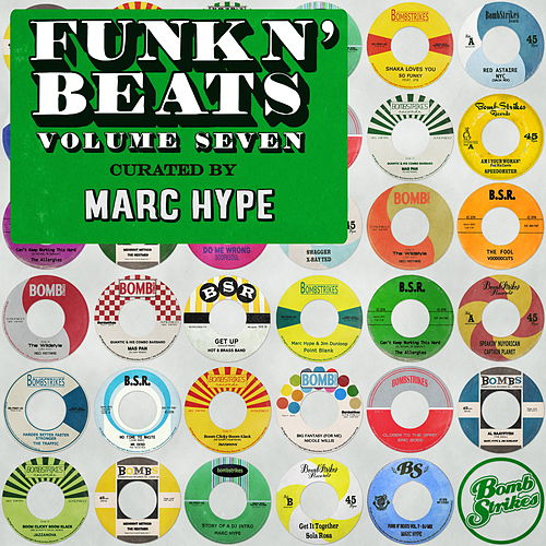 Funk N' Beats, Vol. 7 (Curated by Marc Hype) de Various Artists