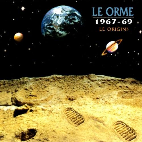 1967-1969 Le Origini von Le Orme