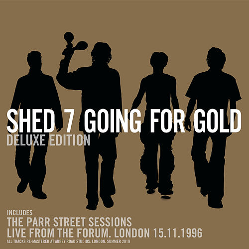 Going For Gold (Deluxe Edition) von Shed Seven