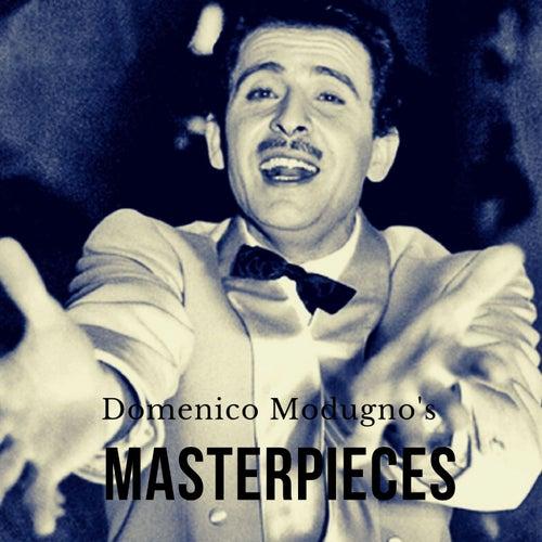 Domenico Modugno's Masterpieces de Domenico Modugno