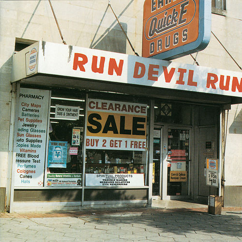 Run Devil Run von Paul McCartney
