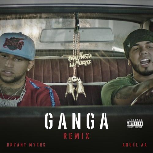 Gan-Ga (Remix) von Bryant Myers