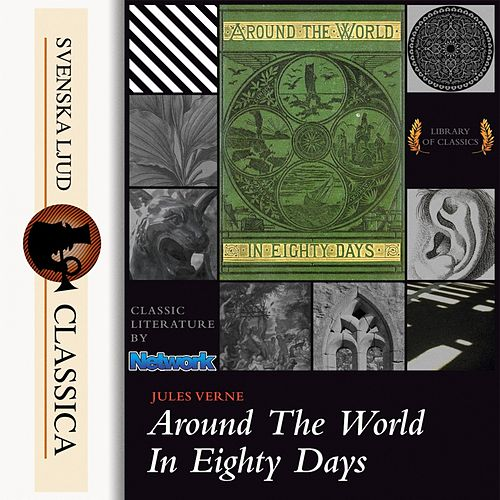 Around the World in 80 Days (Unabridged) von Jules Verne