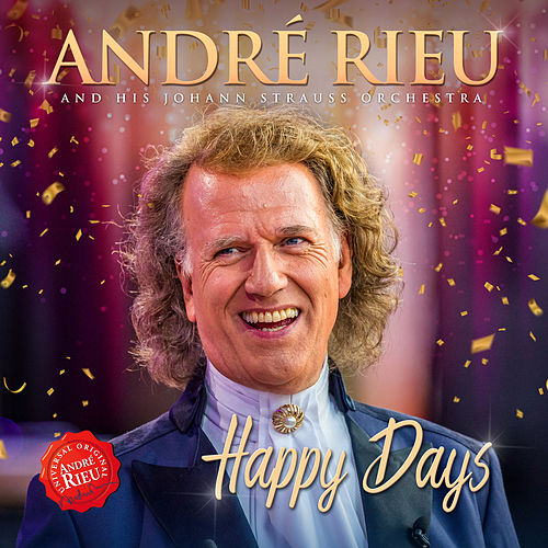 Happy Days de André Rieu